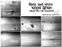 Textures   BW Wood Grain by sweetlilfly