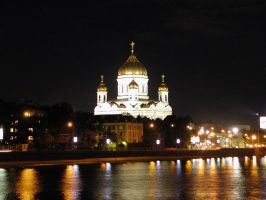 Lights from Moscow by carepa