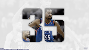 #35 KEVIN DURANT l Collection by Rafael Vicente by RafaelVicenteDesigns