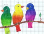my birdies by guadisaves02