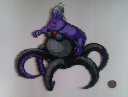 Ursula Hama Beads by Adder-Adz