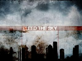 BLEED THE SKY by Bakero