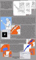 Tutorial for PS page 1 by KioBB