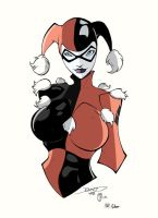 Harley Quinn by g45uk2
