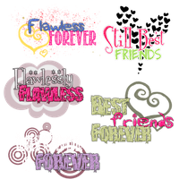 Pack de 5 PNG by DivasChampionship