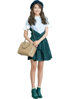 Sooyoung SNSD PNG by AffxtionComunity