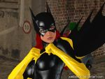 Batgirl2 by joeliveros