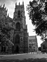 York Minster by gee231205