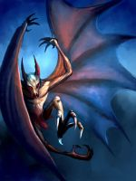 Vampire Wars:Bats of Zethra by DreadJim