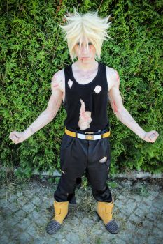 Trunks - Dragon Ball Z cosplay by Sid-Cosplay