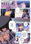Magical Police Girl - Page 5 by ReonMerryweather