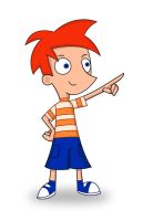 BH Style: Phineas by JaviDLuffy