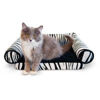 Lazy Cat Lounger by bedsforcats