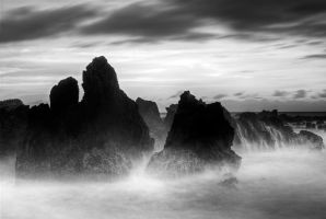 The Approaching Tide by Alexbalix
