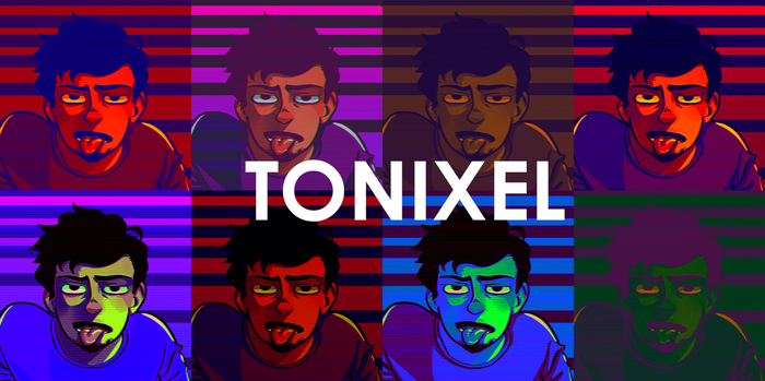Page banner by Tonixel