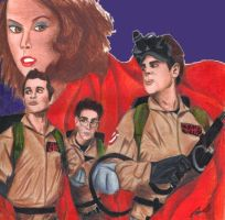 Ghostbusters by kcjedi89