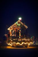 art car by night by rosco-the-third