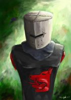The Black Knight by Berocide