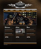 Moto web template 5 by Player-Designer