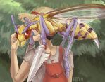 150+ project: beedrill by edface