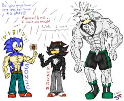 Random 75 - Know Nothing by Sonic-Toad