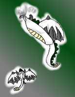 Puff The ''Magic Dragon'' by FloralFlower