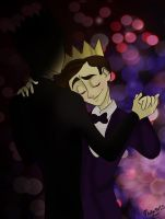 Glee: Prom Kings by Muchacha10