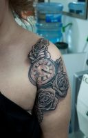 roses by tattoozone