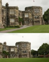 Skipton Residential Castle by RaeyenIrael-Stock