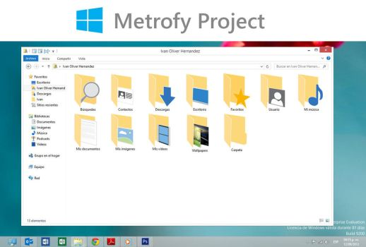 Metrofy Project by oliver182