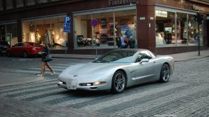 Chevrolet Corvette Cabrio by ShadowPhotography