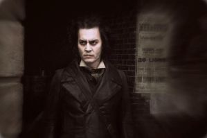 1. Sweeney Todd by Fenevad
