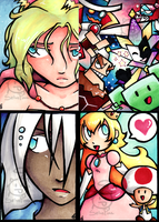Even more sketch cards by SelanPike