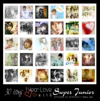 30 Suju icons by NakaAmi8393