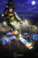 Midnight Circus by sweetcivic