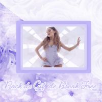 Pack DE Gif De Break Free by melaniscola