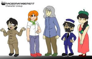 macromanagement lineup by snaximation