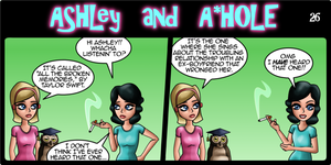Ashley and A*Hole #26 by Ashleykat