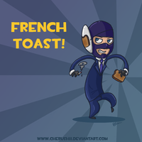 French Toast by ColonelCheru