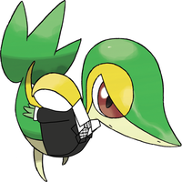 Snivy suit 4 by toamac