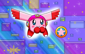 Kirby EXE? by JigglyPuffGirl