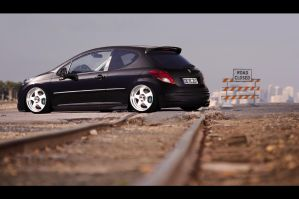Peugeot 207 by NUEVE11