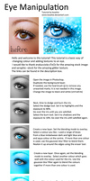 Eye Manipulation Tutorial by keashie