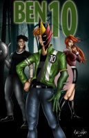 Ben 10 2012 by Art-Of-Nathan-Wright