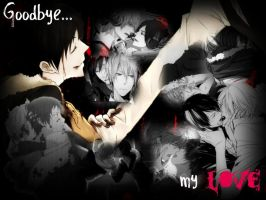 Shizaya wallpaper by XIn-My-Darkest-HourX
