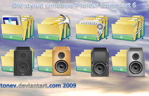 windows 7 folders 6 by tonev