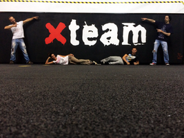 Xteam| project Wall by Demon-Marimo