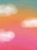 Sunset Background by VitarieSocks