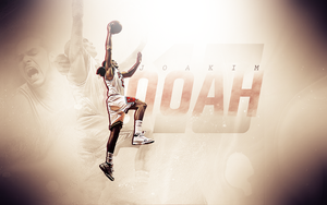 Joakim Noah by richyayo