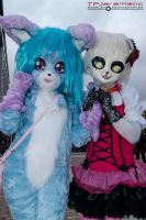26th Oct MCM LON Animegao by TPJerematic